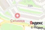 Схема проезда до компании Гараж в Москве