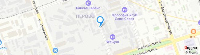 проезд Перова Поля 1-й
