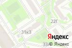 Схема проезда до компании Все для Вас в Москве