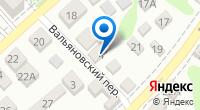 Компания Есенин на карте