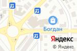 Схема проезда до компании РаФиНаД в Донецке