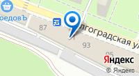Компания Автосвет на карте