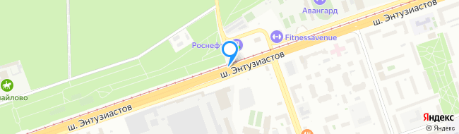 шоссе Энтузиастов