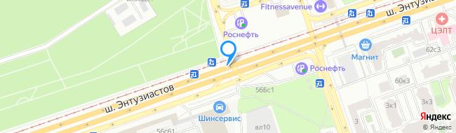 мцк Шоссе Энтузиастов