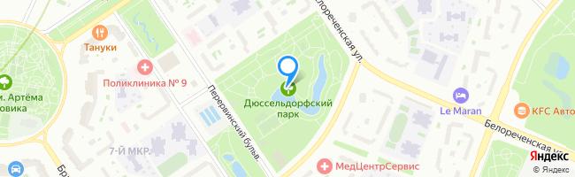 Дюссельдорфский парк