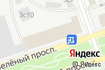 Схема проезда до компании Альянс Промышленных Групп в Москве