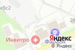 Схема проезда до компании Svs Servis в Москве