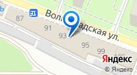 Компания АКБ city на карте