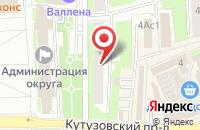 Схема проезда до компании Яр плюс в Домодедово