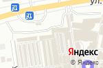 Схема проезда до компании Ремонтная мастерская в Донецке