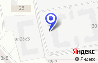 Схема проезда до компании ОБУВНОЙ МАГАЗИН АНТИЛОПА в Москве