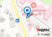 Центр экспертизы и права на карте
