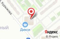Схема проезда до компании Магазин электрики в Домодедово