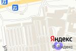 Схема проезда до компании Донецкие в Донецке