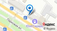 Компания Радж на карте