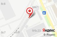Схема проезда до компании Ракурс в Москве