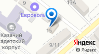 Компания Булочная №11 на карте