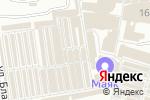Схема проезда до компании Магазин аксессуаров для мобильных устройств в Донецке