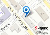 Новороссийские вести на карте