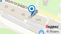 Компания Инструменты на карте