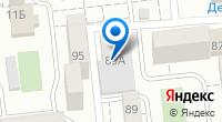 Компания СГБ на карте