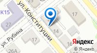 Компания Управление государственного строительного надзора объектов строительства Черноморского побережья на карте