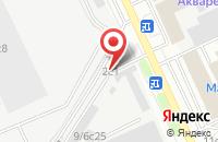 Схема проезда до компании Сибремстройавтоматика в Сургуте