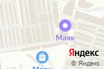 Схема проезда до компании Магазин DVD и автозвука в Донецке