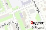Схема проезда до компании Олимп в Домодедово