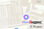 Схема проезда до компании Чебуречная в Донецке