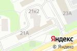 Схема проезда до компании Мерв К в Москве