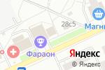Схема проезда до компании Bagsbutik.ru в Москве