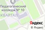 Схема проезда до компании Гимназия №1599 с дошкольным отделением в Москве