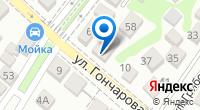 Компания Дезинфекционная станция на карте