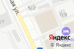 Схема проезда до компании 3D-клининг в Москве