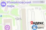 Схема проезда до компании Феникс Групп в Москве