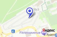 Схема проезда до компании ПТФ ЕВРОПЛАСТ в Москве