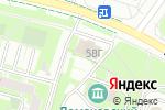 Схема проезда до компании Мир Пиццы в Москве