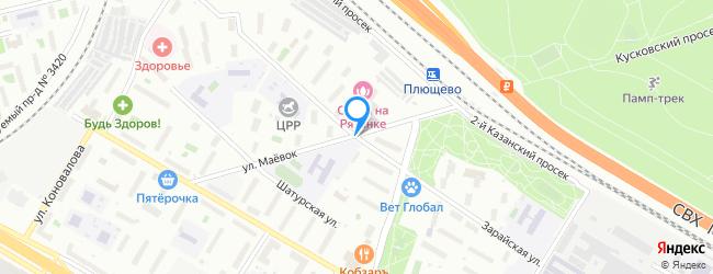 Зарайская улица