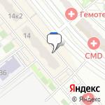 Магазин салютов Домодедово- расположение пункта самовывоза