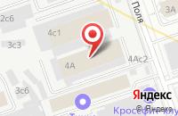 Схема проезда до компании Лиаро в Москве