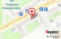 Схема проезда до компании Амбулатория в Брусянском