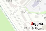 Схема проезда до компании Адвокат Суханов С.А. в Москве