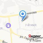 Офис окон на карте Новороссийска