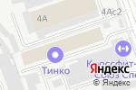 Схема проезда до компании МЕТАЛЛ КОНСТРАКШЕН в Москве