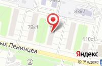 Схема проезда до компании KatPrime в Подольске