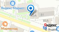 Компания Т & Я на карте