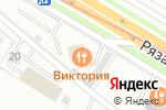 Схема проезда до компании Орли в Москве
