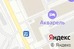 Схема проезда до компании Филипп-Ок в Москве