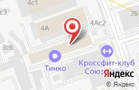Схема проезда до компании Промкислород в Москве